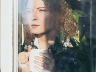 Bridget Mannion Woman Coffee